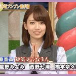 【動画】NOGIBINGO!6『ななみんのムチャぶり怒りが可愛い』
