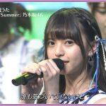 【動画】『音楽の日2016』乃木坂46『裸足でSummer』初披露