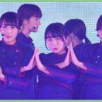 欅坂46メンバー全員がポニーテールで登場に今泉佑唯も大感動!