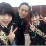 欅坂メンバーとダンサーTAKAHIRO先生の密接な関係性