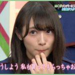 【動画】渡辺梨加のアテレコ演技が可愛いすぎて『けやかけ』定番化決定?
