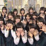 【動画】『THE MUSIC DAY 』欅坂46『エキセントリック』