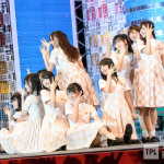 【動画】『TIF2017』乃木坂3期生ライブ『三番目の風』&メドレー
