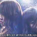 Mステ欅坂46『ガラスを割れ!』【動画】ゆいちゃんずWセンター